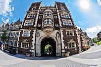 Famous University of Pennsylvania, Philadelphia, USA.