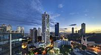 Panama City, Republic of Panama, Central America, America.