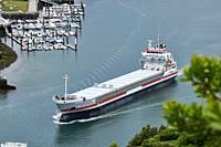 Port of Pasaia, Guipuzcoa, Basque Country, Spain, Europe.