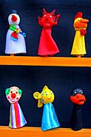 finger puppets, toys