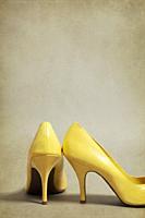 Yellow Stilettos.