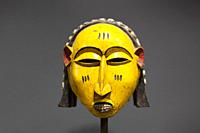 Exposition Les marionnettes du Mali, Museum of the Automaton, Souillac, Lot, Occitanie, France.