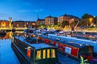 Gloucester Docks, Gloucester, England, United Kingdom, Europe.