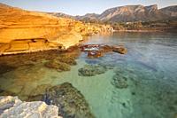 Ca los camps, coast of Arta, Majorca, Balearic Islands, Spain