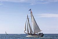 USA, New England, Cape Ann, Massachusetts, Gloucester, Gloucester Schooner Festival, schooners.