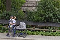Zakopane, region Podhale, Massif des Tatras, Province Malopolska (Petite Pologne), Pologne, Europe Centrale/ Zakopane, Podhale region, Tatra Mountains...