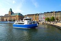 Stockholm is the capital and largest city of Sweden.