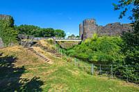 White Castle, Monmouthshire, United Kingdom, Europe.
