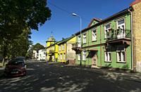 Parnu, Estonia.