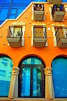 residential building, Sant Cugat del Valles, Catalonia, Spain