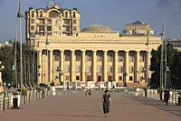 Azerbaijan, Baku, The Museum Center,.