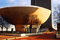 The Egg, a performing arts center, in Albany, New York.
