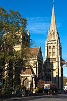 Our Lady of English Martyrs is a big gothic revival Catholic church in Cambridge, England, UK.