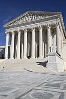 United States Supreme Court Building, Washington D.C., USA