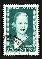 Argentine postage stamp.