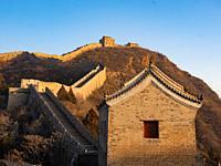 China Great Wall Jinshanling.