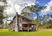 Tatum House at Crowley Museum & Nature Center in Sarasota Florida.