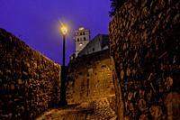 Ibiza old town.