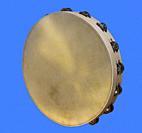 Flemish tambourine. Spain. Europe.