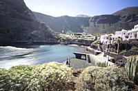 Tamaduste village in El Hierro Canary islands Spain.