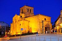 Romanesque church of San Juan de Rabanera. Soria. Castilla y León. Spain