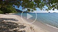 Ko Adang island beach scenery