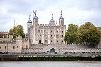 Tower of London - London, England.