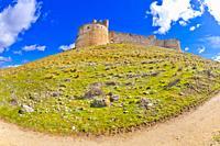 Castle of Berlanga de Duero, 12-15th Century, Berlanga de Duero, Soria, Castilla y León, Spain, Europe.