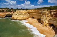 Algarve, Portugal, Europe, Atlantic ocean. , Seven Valleys trail.