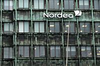 Nordea Bank. Vesterbro branch in Copenhagen from where potential money laundering has taken place. Nordea scrutiny deepens on fresh money laundering a...