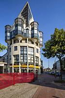 Herten, Langenbochum, D-Herten, D-Herten-Langenbochum, Ruhr area, Westphalia, North Rhine-Westphalia, NRW, business premises, office building, postmod...