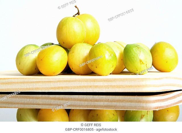 Umbu, fruit, São Paulo, Brazil