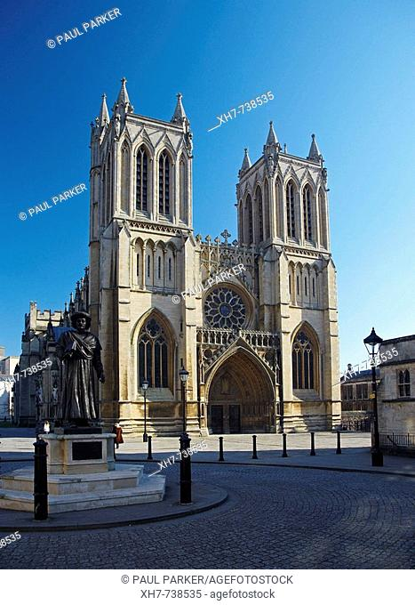 Bristol Cathedral, Bristol, England, UK