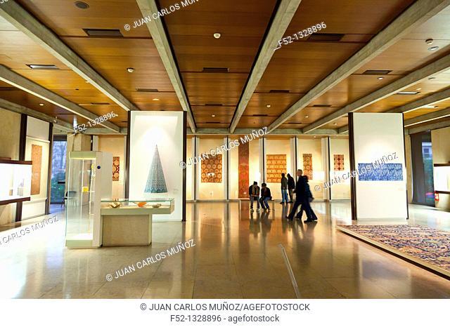 Gulbenkian Museum, Lisbon, Portugal