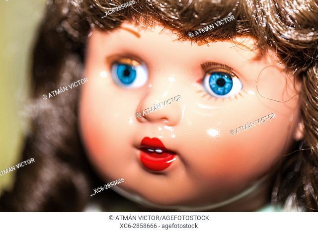 Mariquita Perez Spanish doll
