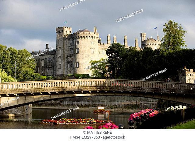 Ireland, Kilkenny County, South Coast, Kilkenny, Kilkenny Castle