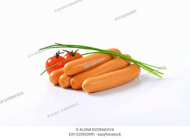 Mini Vienna sausages
