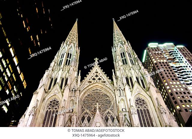 St Patrick's Cathedral, New York City
