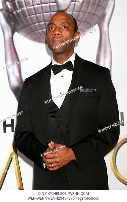 47th NAACP Image Awards held at Pasadena Civic Auditorium - Press Room Featuring: Cornell William Brooks Where: Pasadena, California