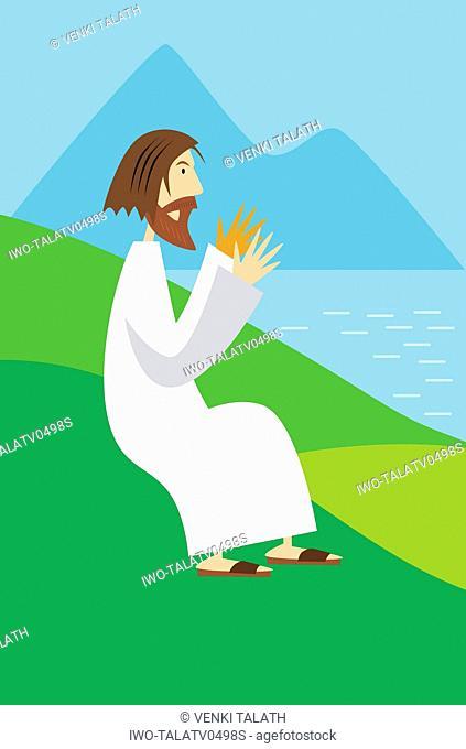 Jesus Teaches Us To Pray