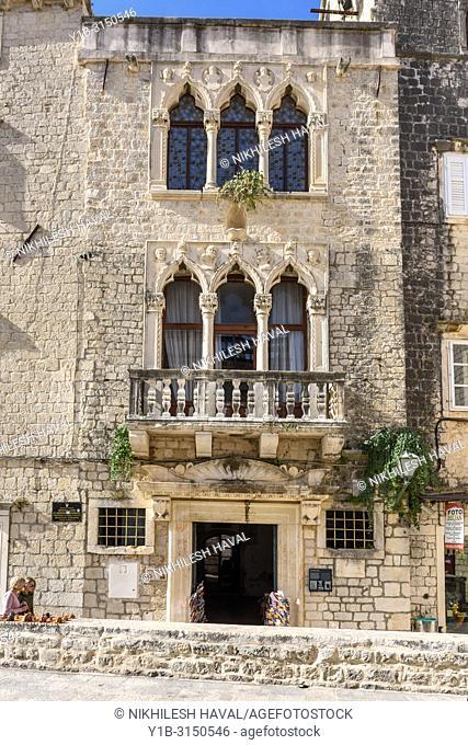 Grand Cipiko Palace, Trogir, Croatia