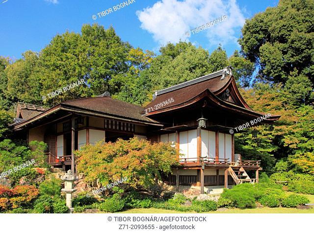 Japan, Kyoto, Arashiyama, Okochi-sanso, villa, garden,