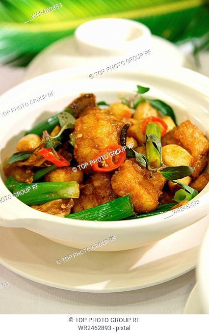 Ali seafood