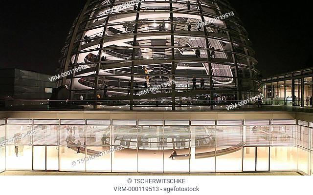 German Bundestag, Berlin, Germany