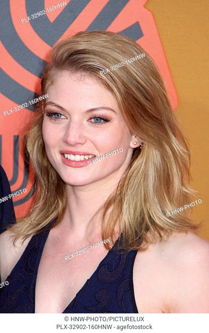 Cariba Heine 05/10/2016 Los Angeles Premiere of The Nice Guys held at The TCL Chinese Theatre in Hollywood, CA Photo by Izumi Hasegawa / HNW / PictureLux