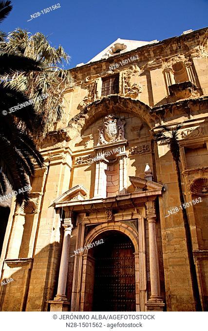 Our Lady of Loreto Church, Antequera, Malaga Province, Andalusia, Spain