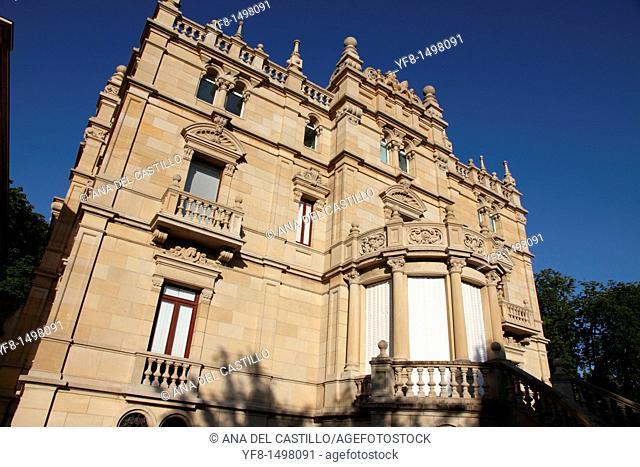 Palacio Augusti,Vitoria, Alava, Spain