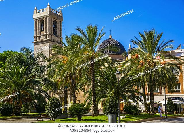Poblados maritimos El Cabanyal. Valencia. Comunidad Valenciana. Spain