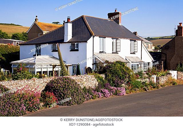 England Devon Beesands Cottage near the seafront