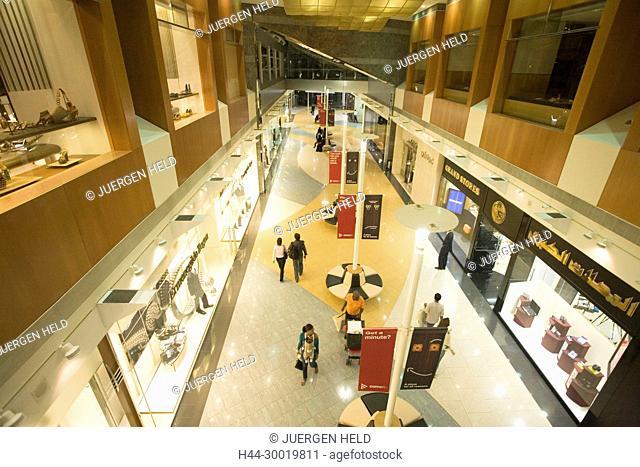 United Arab Emirates, Dubai, Dubai Sheikh Zayed Road Emirates towers Shopping Mall